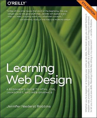 Learning Web Design 5e (Paperback)