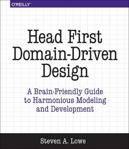 Head First Domain-Driven Design (Paperback)