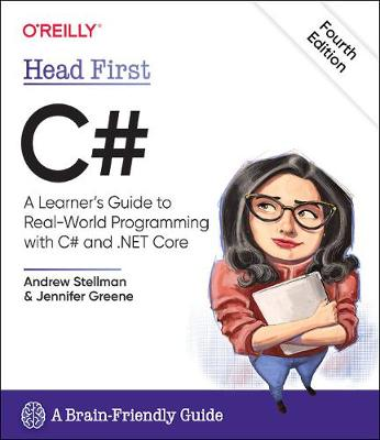 Head First C#, 4e (Paperback)