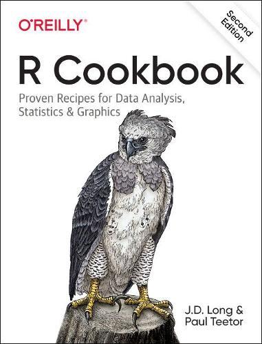 R Cookbook 2e (Paperback)