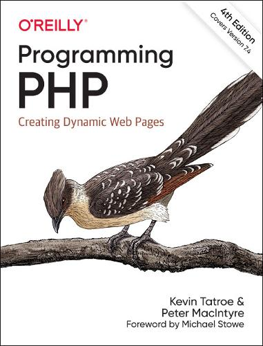 Programming PHP: Creating Dynamic Web Pages (Paperback)