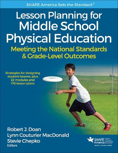Lesson Planning for Middle School Physical Education (Paperback)