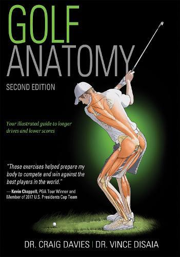 Golf Anatomy 2nd Edition (Paperback)