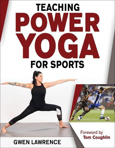 Teaching Power Yoga for Sports (Paperback)