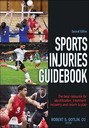 Sports Injuries Guidebook (Paperback)
