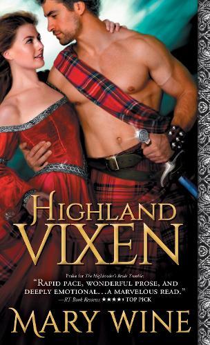 Highland Vixen (Paperback)