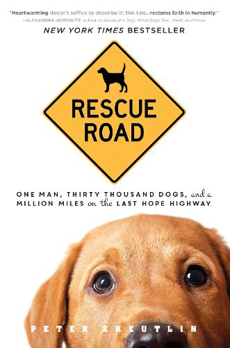 Rescue Road: One Man, Thirty Thousand Dogs, and a Million Miles on the Last Hope Highway (Paperback)