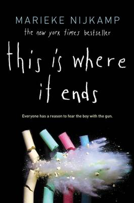 This Is Where It Ends - IE: International Edition (Paperback)