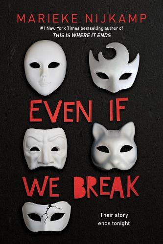 Even If We Break (Hardback)