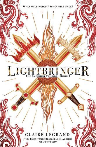 Lightbringer - The Empirium Trilogy (Hardback)