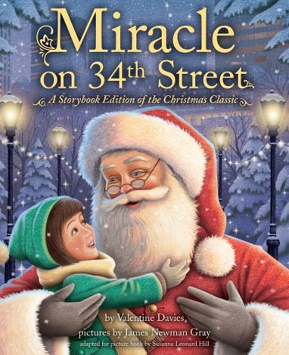 Miracle on 34th Street (Hardback)