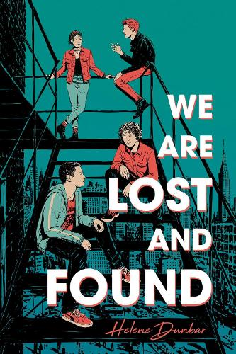 We are Lost and Found (Hardback)