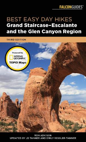 Best Easy Day Hikes Grand Staircase-Escalante and the Glen Canyon Region (Paperback)