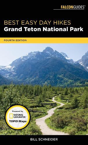 Best Easy Day Hikes Grand Teton National Park (Paperback)