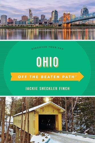 Ohio Off the Beaten Path (R): Discover Your Fun - Off the Beaten Path Series (Paperback)