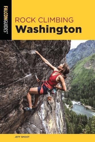 Rock Climbing Washington - State Rock Climbing Series (Paperback)
