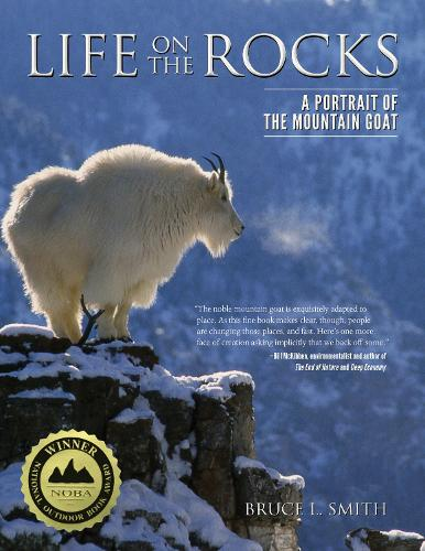 Life on the Rocks: A Portrait of the Mountain Goat (Paperback)