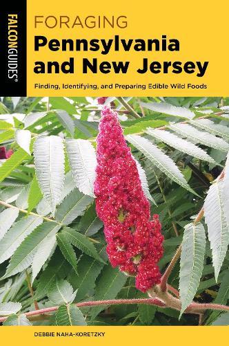Foraging Pennsylvania: Finding, Identifying, and Preparing Edible Wild Foods in Pennsylvania (Paperback)