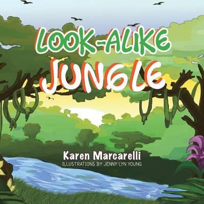 Look Alike Jungle (Paperback)