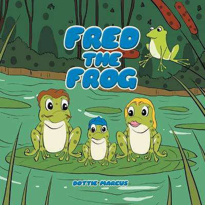 Fred the Frog (Paperback)