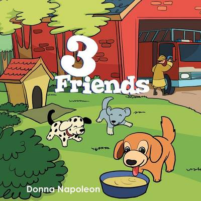 3 Friends (Paperback)
