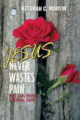 Jesus Never Wastes Pain (Paperback)