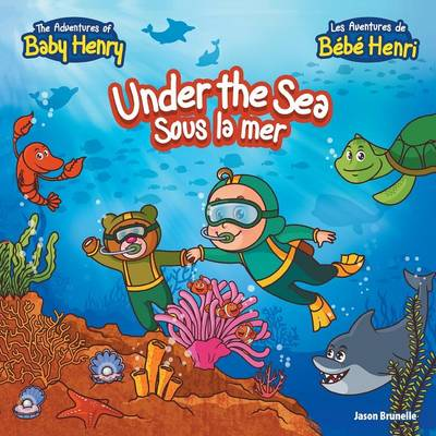 Under the Sea: Sous La Mer (Paperback)