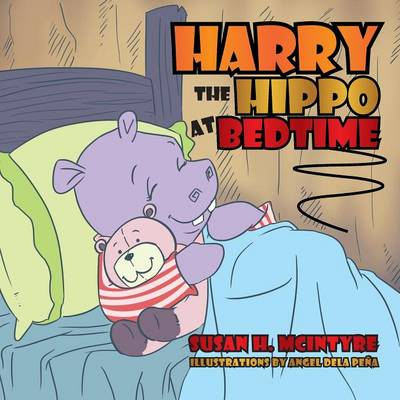 Harry the Hippo at Bedtime (Paperback)