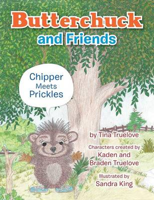 Butterchuck and Friends: Chipper Meets Prickles (Paperback)