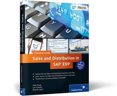 Sales and Distribution in SAP ERP - Practical Guide (Hardback)