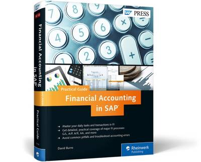 Financial Accounting in SAP: Practical Guide (Hardback)