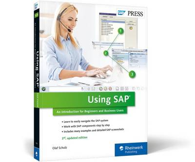 Using SAP: An Introduction for Beginners and Business Users (Paperback)