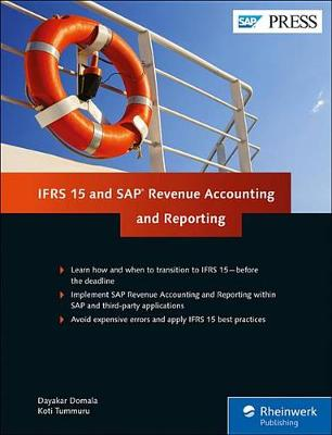 IFRS 15 and SAP Revenue Accounting and Reporting (Hardback)