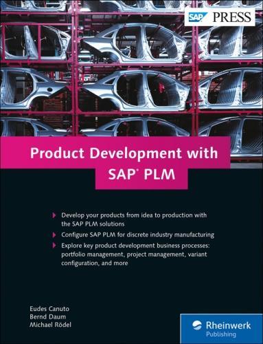 Product Development with SAP PLM (Hardback)