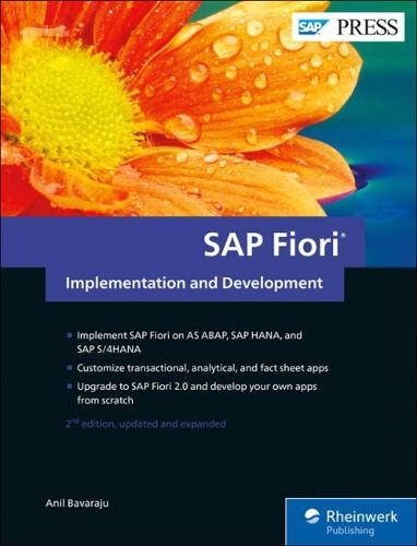 SAP Fiori Implementation and Development (Hardback)