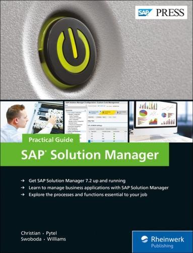 SAP Solution Manager: Practical Guide (Hardback)