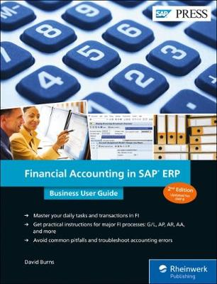 Financial Accounting in SAP ERP: Business User Guide (Hardback)