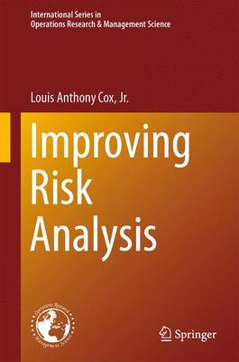 Improving Risk Analysis - International Series in Operations Research & Management Science 185 (Paperback)