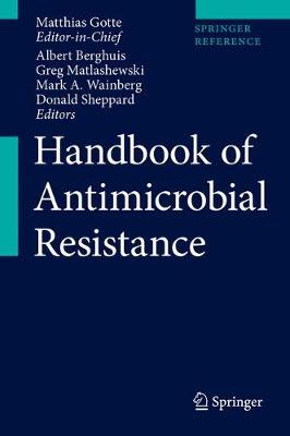 Handbook of Antimicrobial Resistance - Handbook of Antimicrobial Resistance