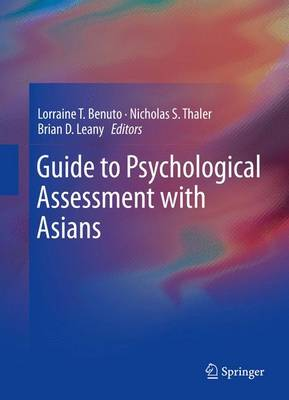 Guide to Psychological Assessment with Asians (Hardback)