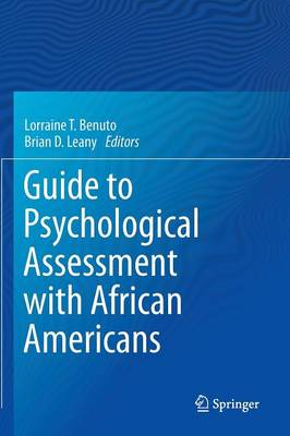 Guide to Psychological Assessment with African Americans (Hardback)