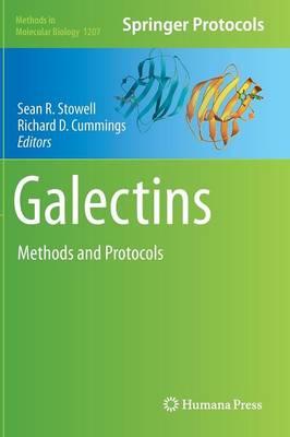 Galectins: Methods and Protocols - Methods in Molecular Biology 1207 (Hardback)