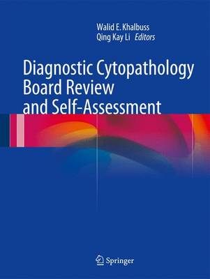 Diagnostic Cytopathology Board Review and Self-Assessment (Paperback)