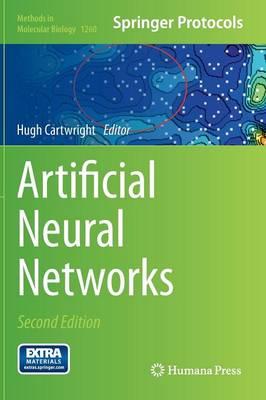 Artificial Neural Networks - Methods in Molecular Biology 1260