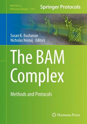 The BAM Complex: Methods and Protocols - Methods in Molecular Biology 1329 (Hardback)
