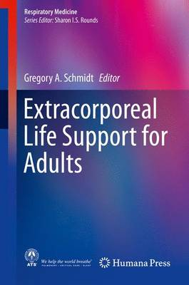 Extracorporeal Life Support for Adults - Respiratory Medicine (Hardback)