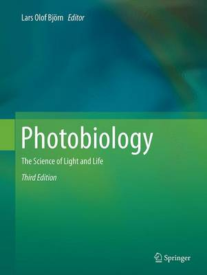 Photobiology: The Science of Light and Life (Paperback)