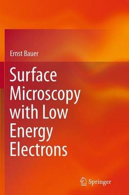 Surface Microscopy with Low Energy Electrons (Paperback)