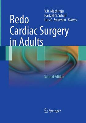 Redo Cardiac Surgery in Adults (Paperback)