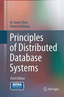 Principles of Distributed Database Systems (Paperback)
